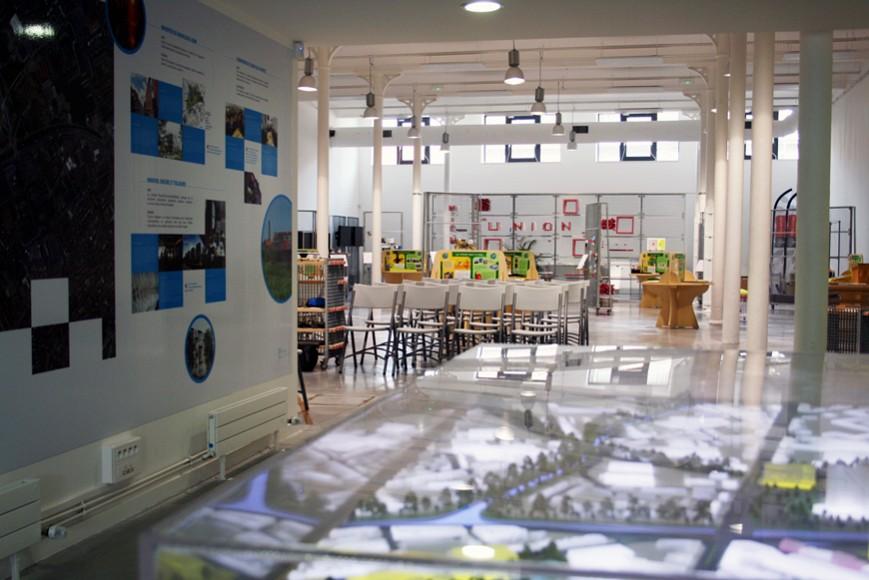 Atelier smagghe architectes for L univers de la maison tourcoing